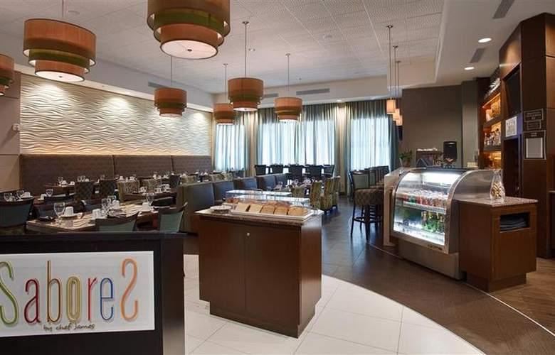 Best Western Premier Miami International Airport - Restaurant - 81