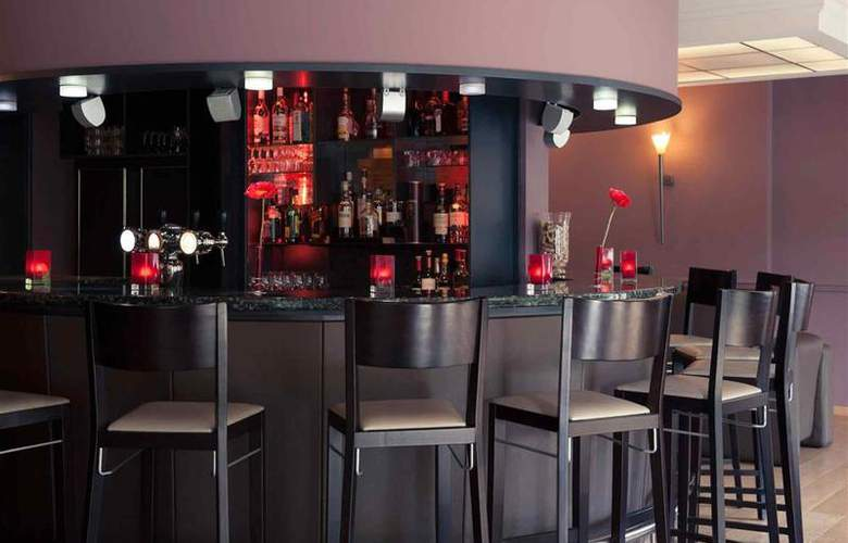 Mercure Brussels Airport - Bar - 38