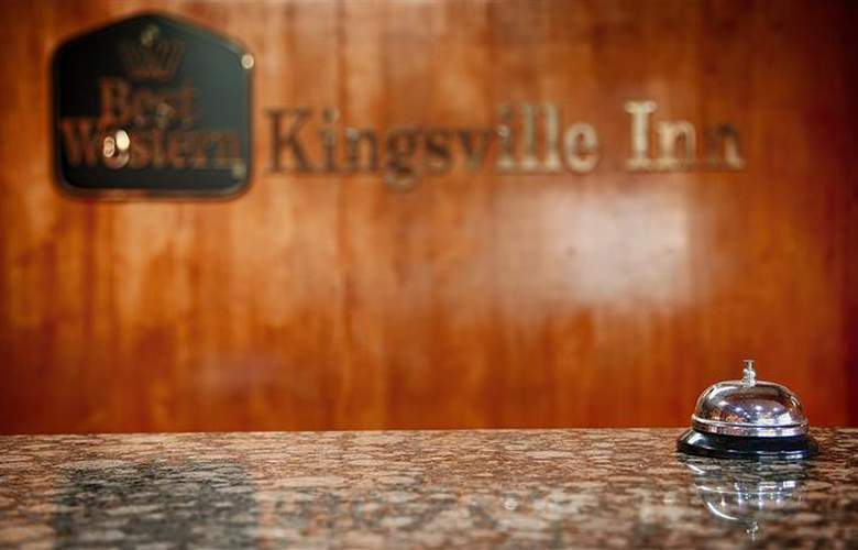 Best Western Kingsville Inn - General - 81
