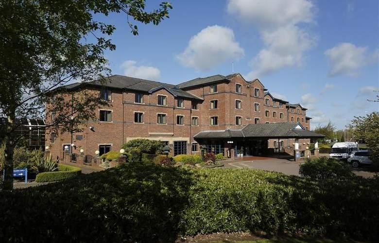 Best Western Stoke-On-Trent Moat House - Hotel - 50