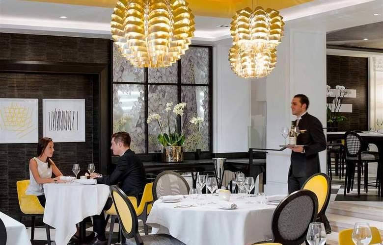 Sofitel Paris Le Faubourg - Restaurant - 95