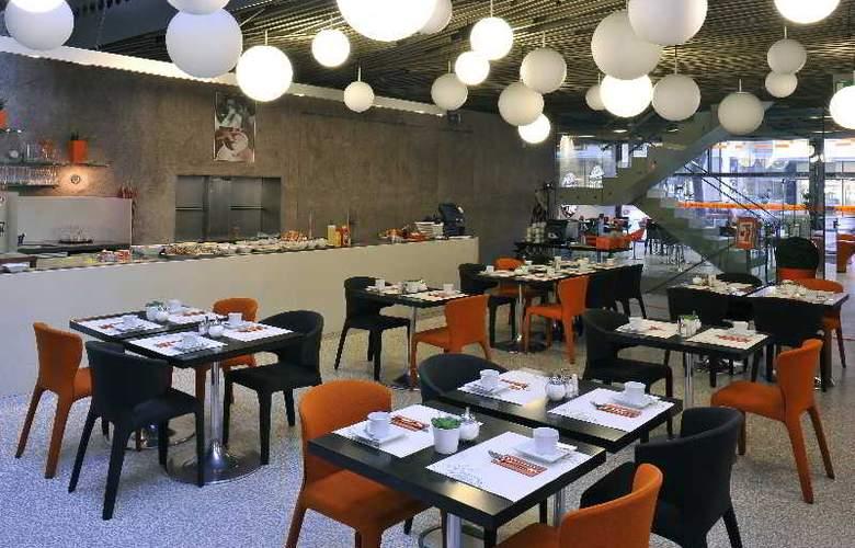Design Metropol Hotel Prague - Restaurant - 10