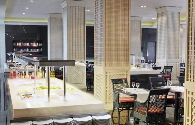H10 Andalucia Plaza  - Restaurant - 19