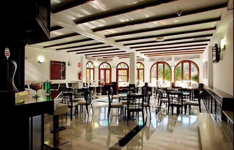 Pueblo Acantilado Suites - Restaurant - 21