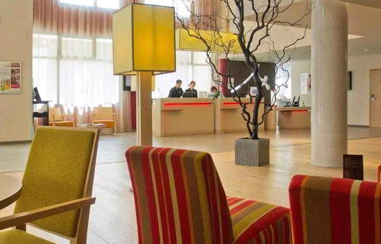 Mercure Amiens Cathedrale - Hotel - 33