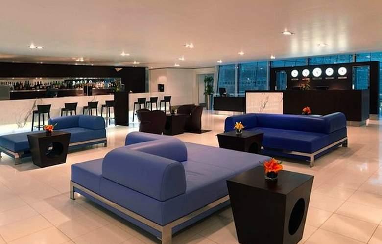 Dubai International Airpot - Terminal hotel - Bar - 17