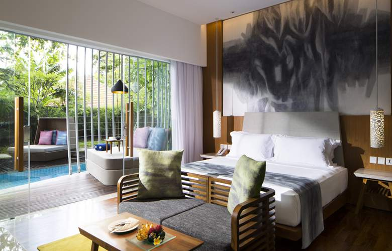 Maya Sanur Resort & Spa - Room - 8