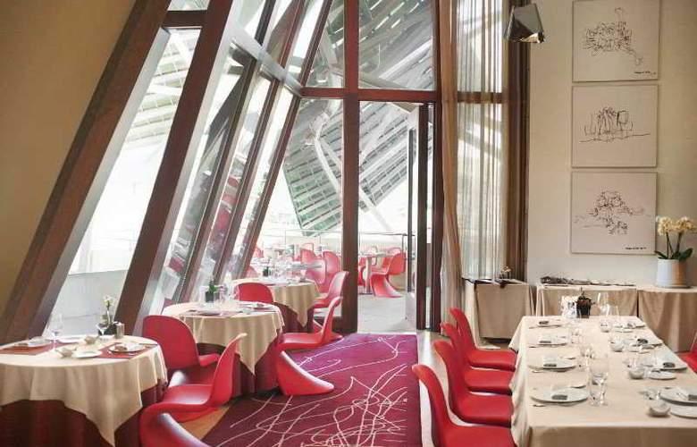 Marqués de Riscal, a Luxury Collection - Restaurant - 11
