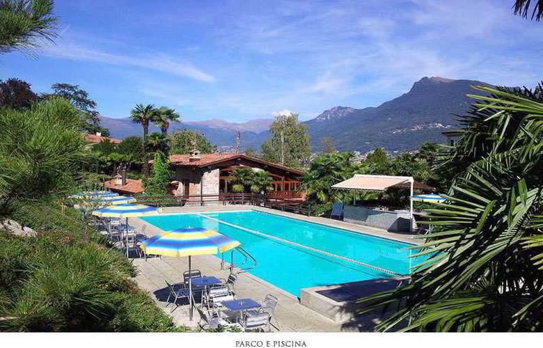 Continental ParkHotel Lugano - Pool - 1