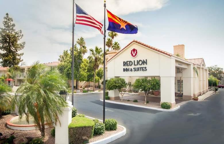 Hampton Inn & Suites Phoenix- Tempe -ASU - Hotel - 0