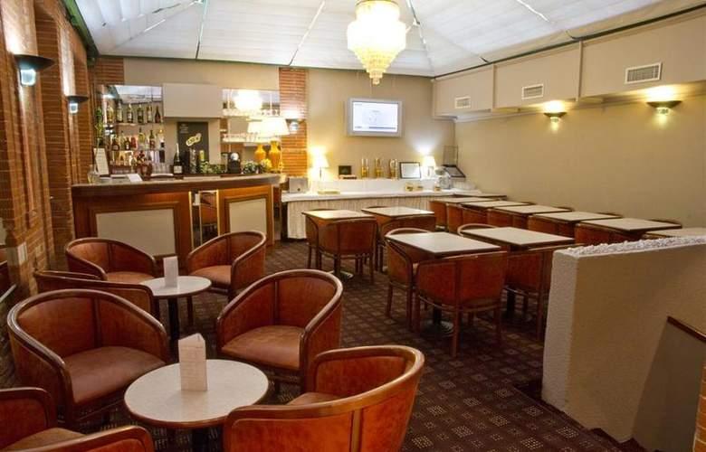 Grand Hotel Les Capitouls Jean Jaures - Bar - 18