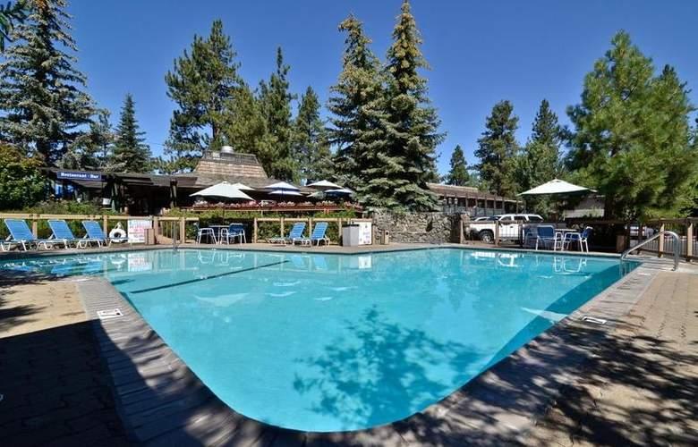 Best Western Plus Station House Inn - Pool - 54