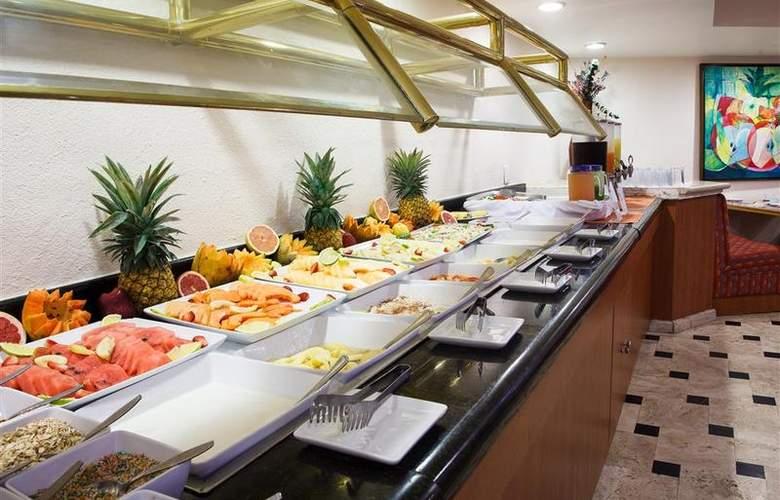 Best Western Plus Gran Morelia - Restaurant - 215