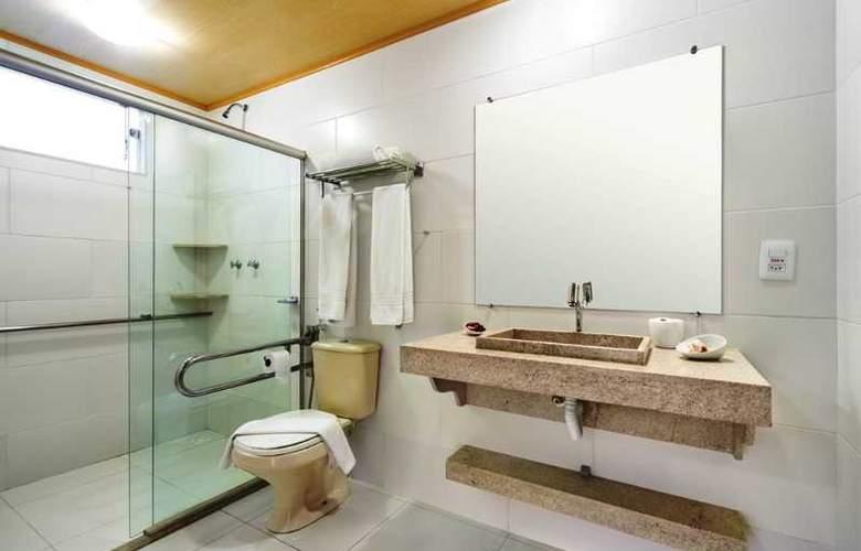 Quinta do Sol Lite Praia Hotel - Room - 10