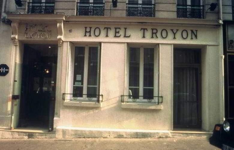 Troyon - Hotel - 0