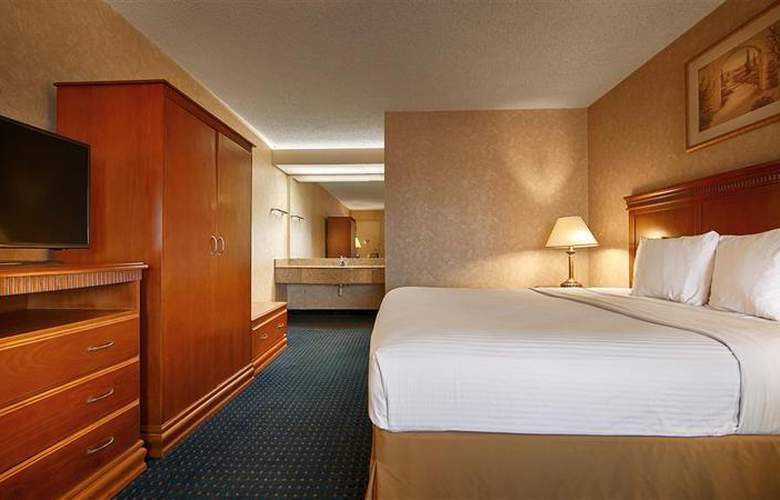 Best Western Phoenix I-17 Metrocenter Inn - Room - 18