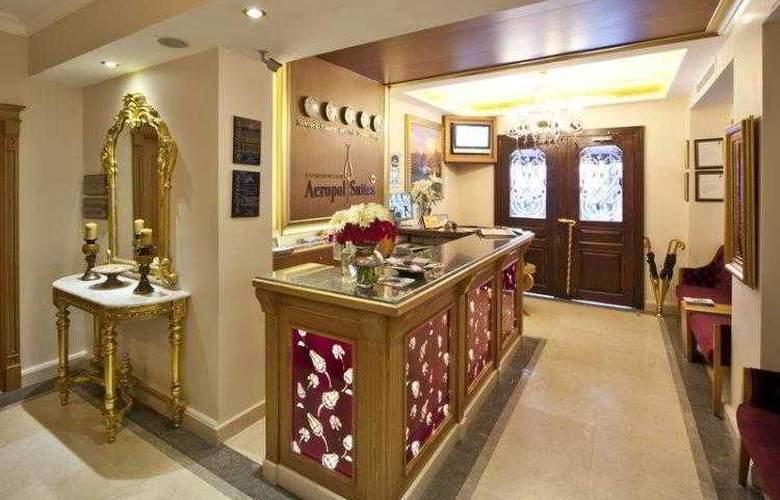 GLK PREMIER Acropol Suites & Spa - Hotel - 11