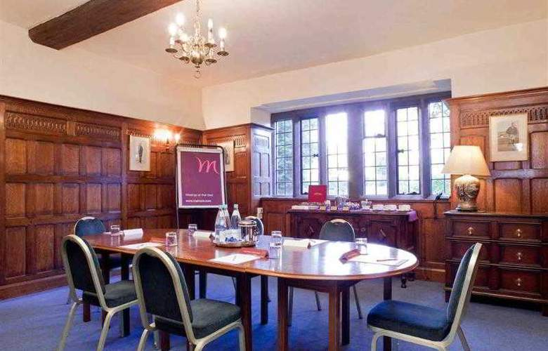 Mercure Banbury Whately Hall Hotel - Hotel - 6