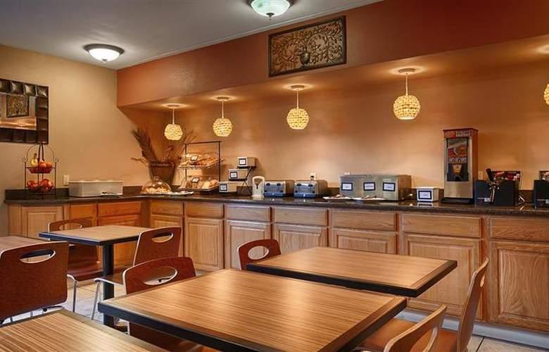Best Western Inn of Tempe - Restaurant - 58