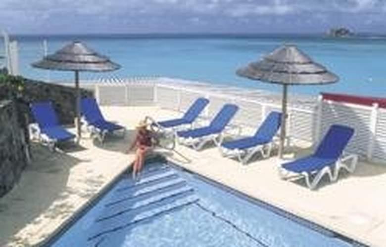 Grand Case Beach Club - Pool - 3