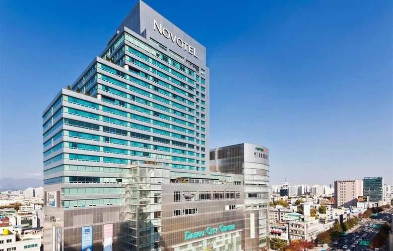 Novotel Ambassador Daegu - Hotel - 45