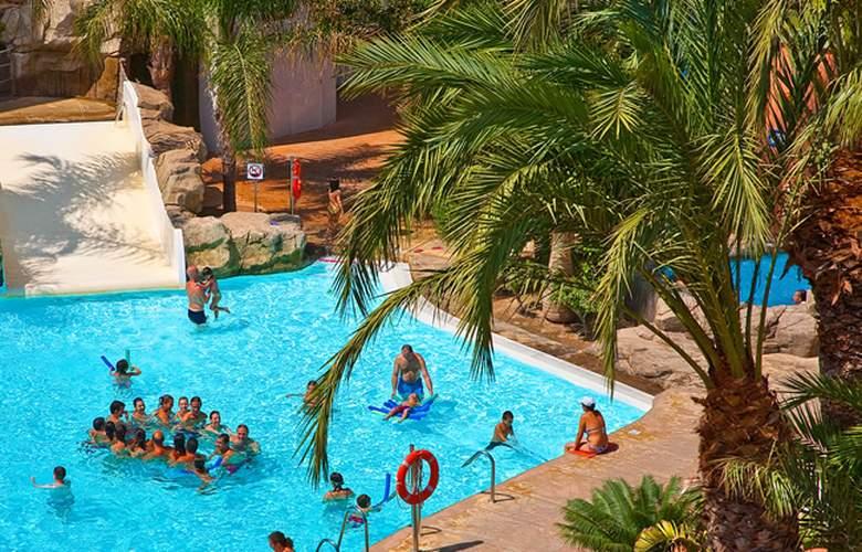 Diverhotel Roquetas - Pool - 4