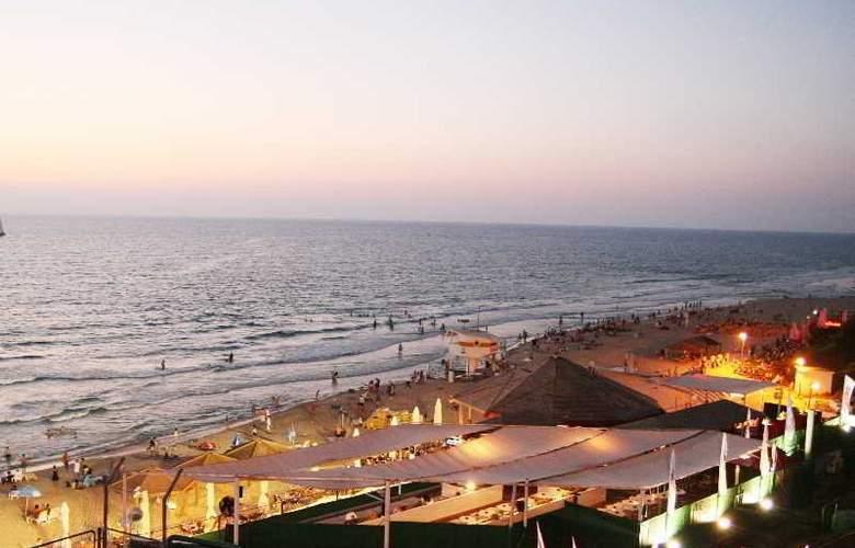 Sharon Hotel - Beach - 3