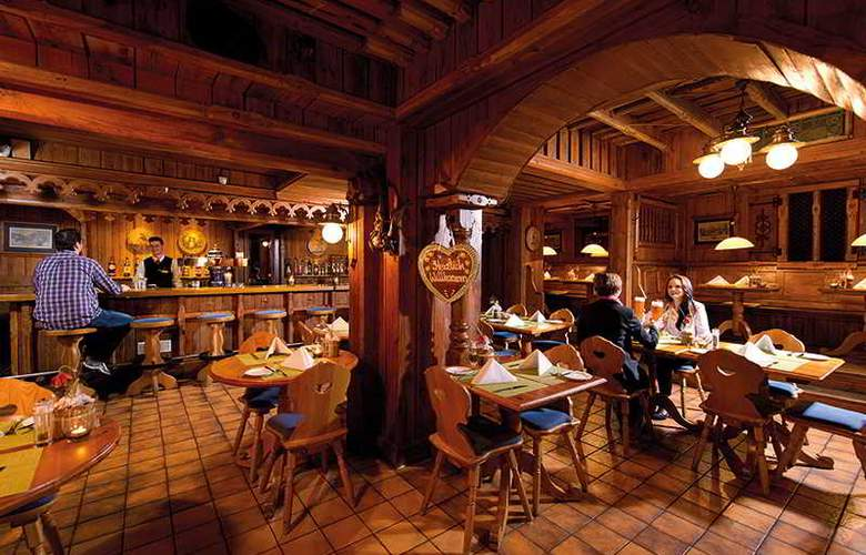 Leonardo Munich Arabellapark - Restaurant - 25