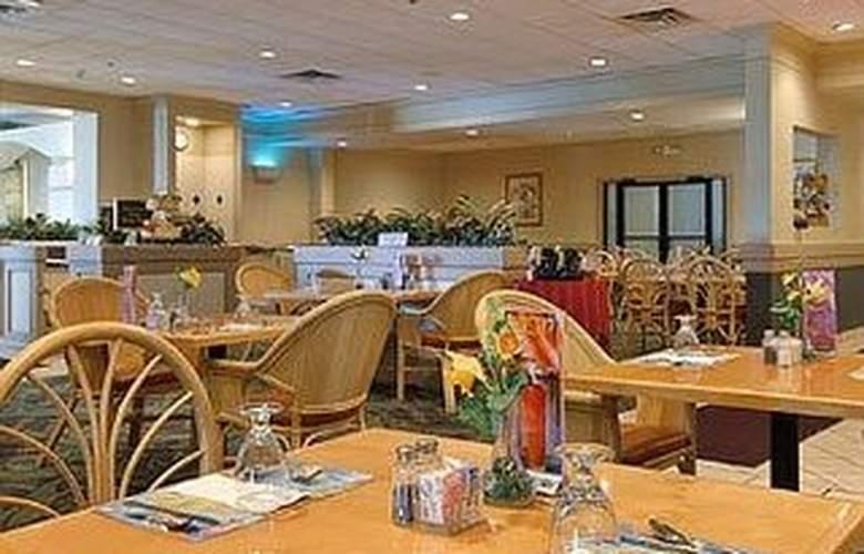 Ramada Plaza Fort Lauderdale - Restaurant - 9
