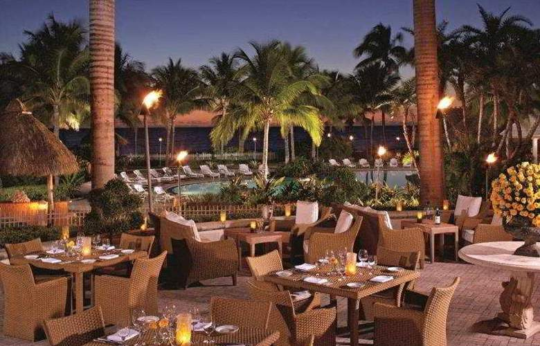 The Ritz-Carlton, Key Biscayne - Terrace - 10