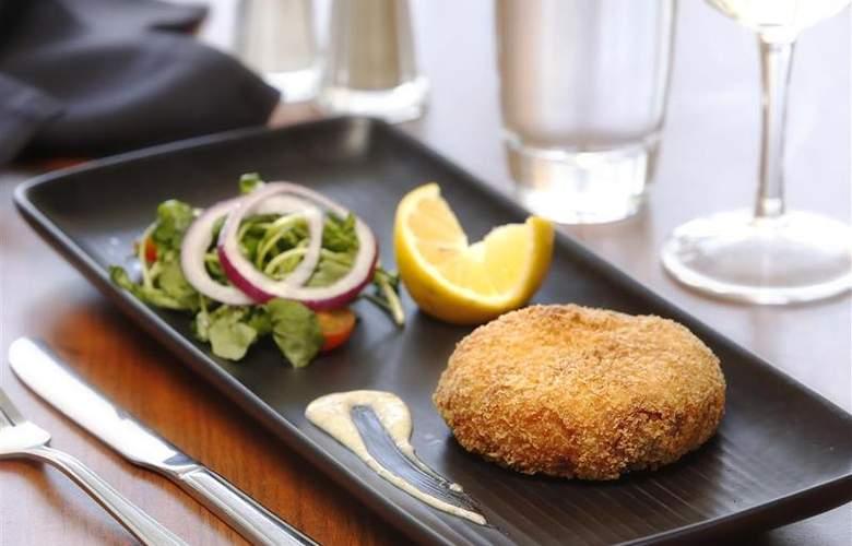 Best Western Stoke-On-Trent Moat House - Restaurant - 112