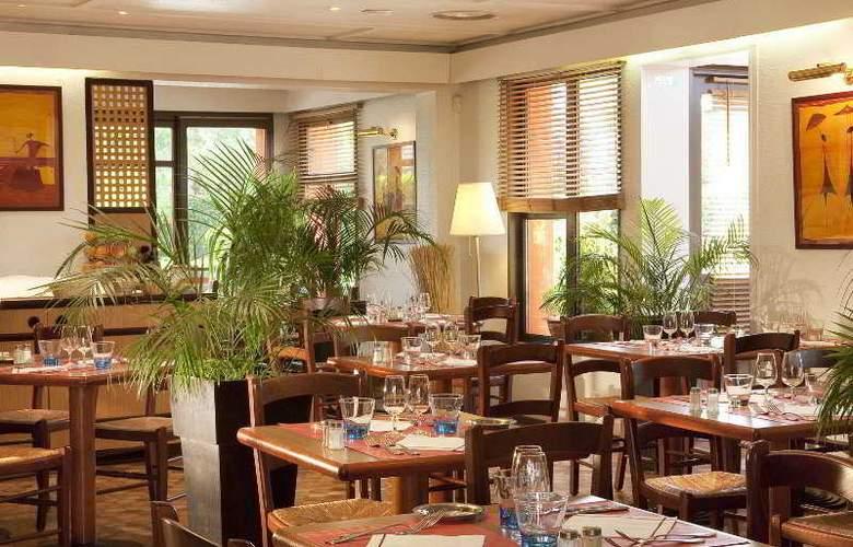 Campanile Lourdes - Restaurant - 2