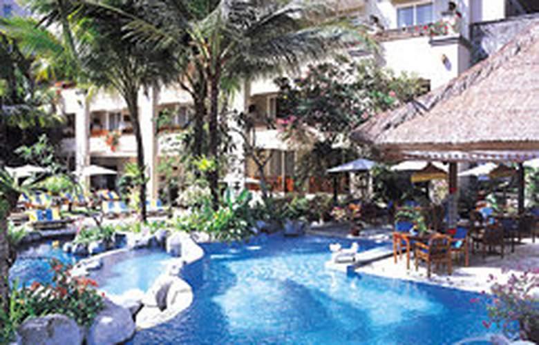 Kuta Paradiso Bali - Pool - 5