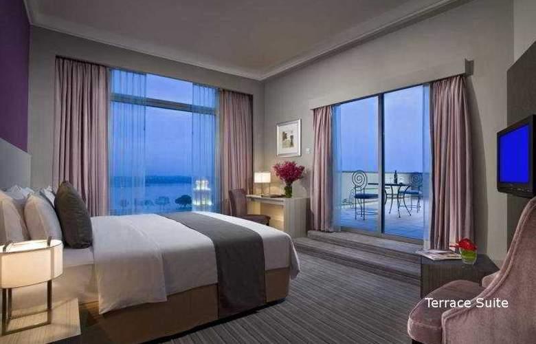 THISTLE JOHOR BAHRU HOTEL - Room - 5