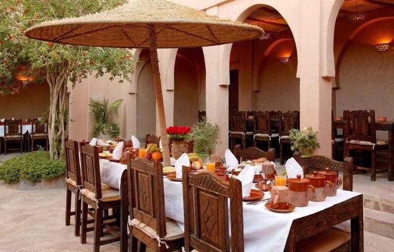 Kasbah Imdoukal - Restaurant - 4
