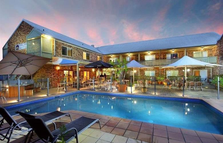 Best Western The Gregory Terrace Brisbane - Hotel - 27