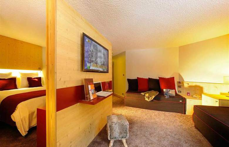 Mercure Chamonix Centre - Room - 55