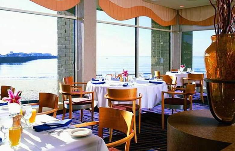 Santa Cruz Dream Inn - Restaurant - 6