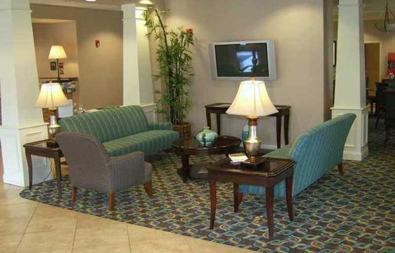 Hampton Inn Martinsburg South-Inwood - Hotel - 10