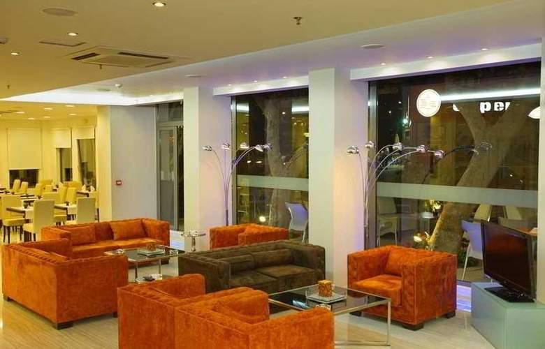 Olympic II Hotel Apartments  - Bar - 6