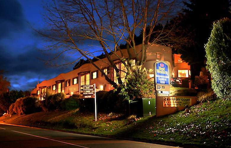 Best Western Cranbury Court - Hotel - 26
