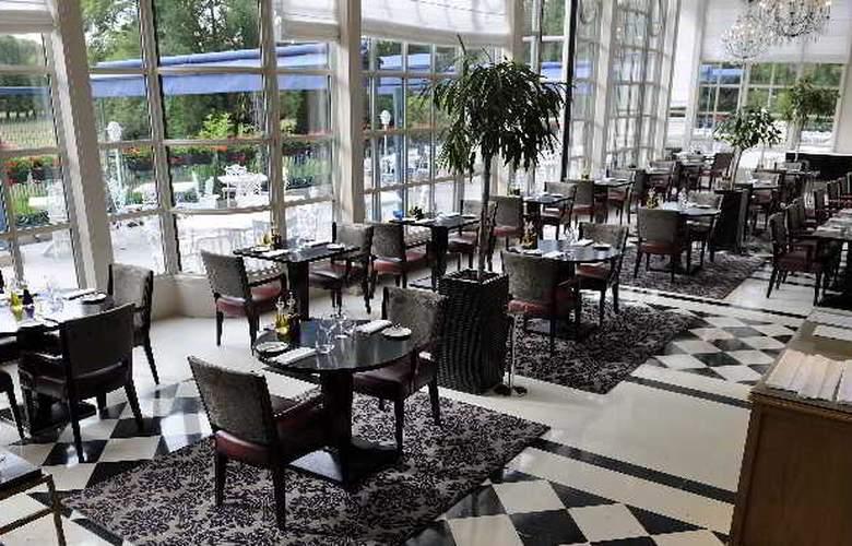 Trianon Palace Versailles, A Waldorf Astoria Hotel - Restaurant - 16