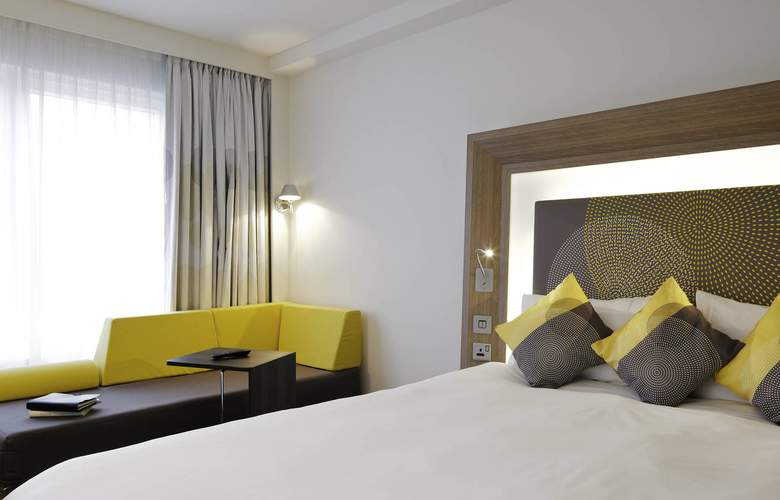 Novotel London Blackfriars - Room - 8
