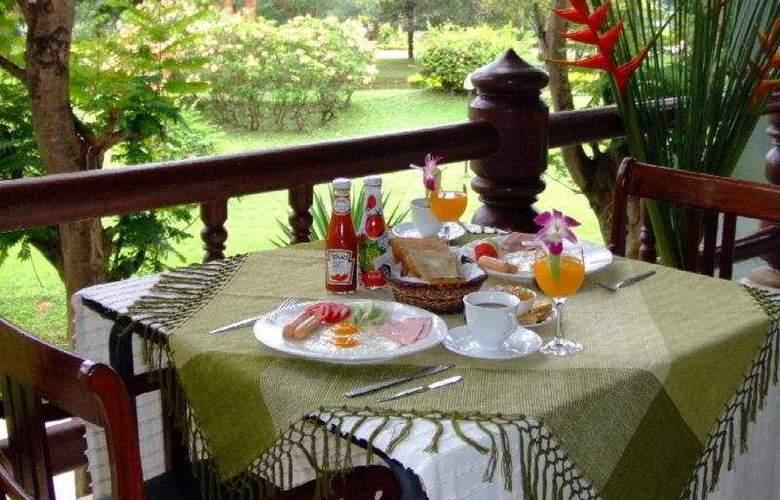 Sai Yok Country Resort & Spa - Restaurant - 10