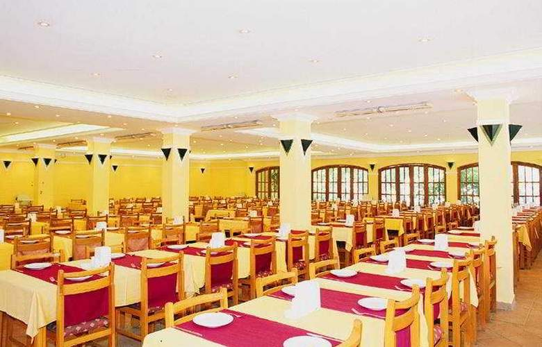 Pigale Beach Resort - Restaurant - 7