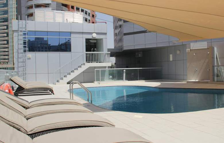 Grand Midwest Reve Hotel Apartments - Pool - 3