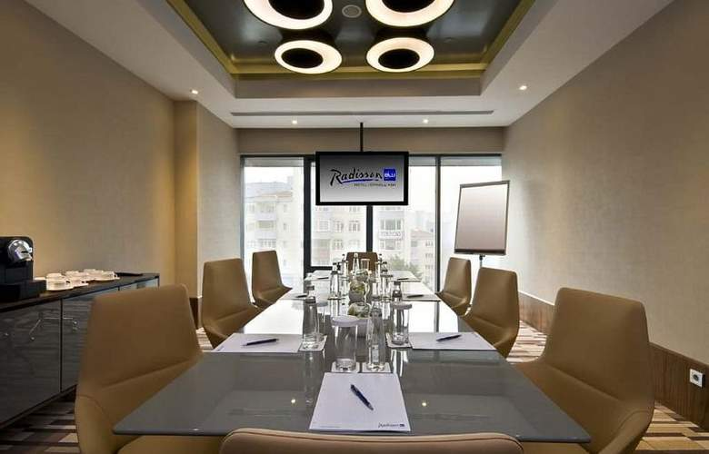 Radisson Blu Hotel Istanbul Asia - Conference - 1