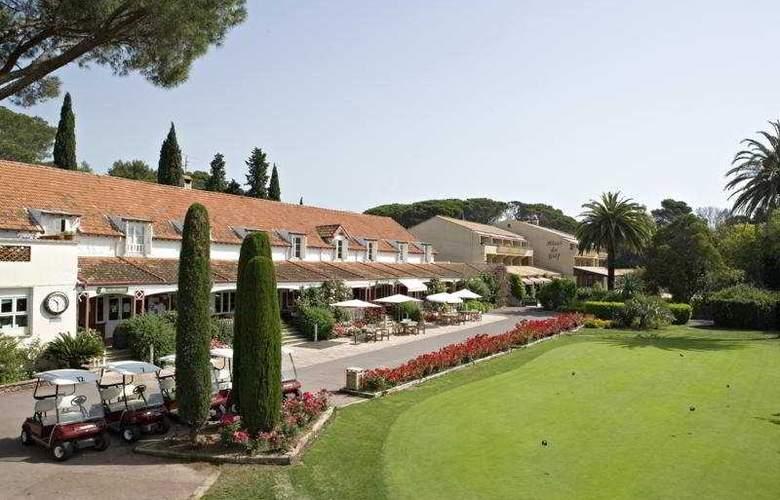 Best western Golf Hotel De Valescure - Hotel - 0