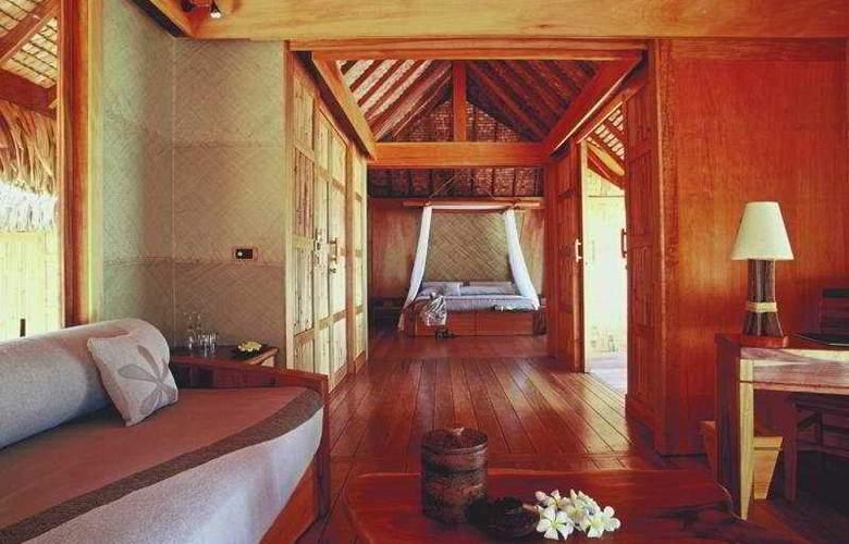 Le Taha'a a Island Resort & Spa - Room - 5