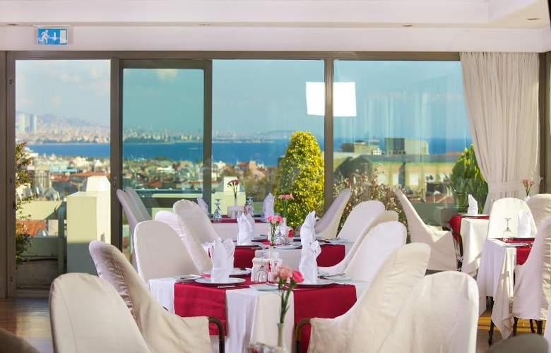 Ramada by Wyndham Istanbul Old City - Restaurant - 10